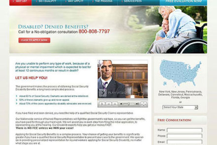 Social Security Website