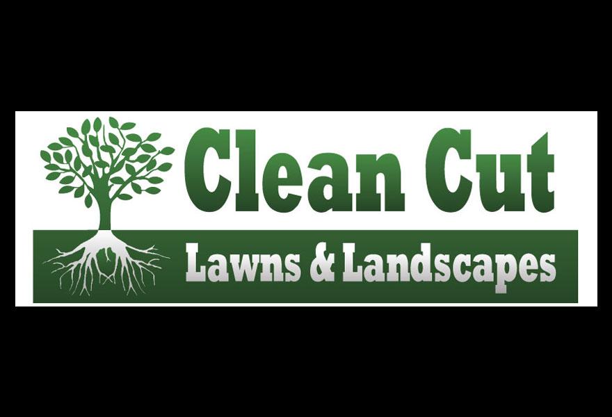 Clean Cut Lawns & Landscapes Logo